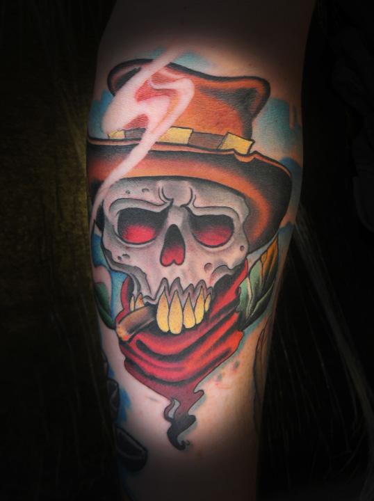 Gallery Tony Lucero Monkey Fist Tattoo